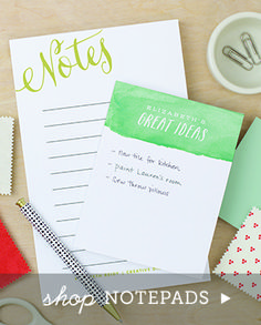 Expressionery | Notepads, Stationery, etc.