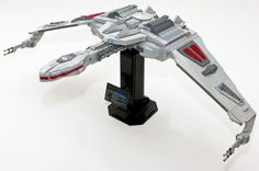 Here's another fantastic Star Trek model, this time by Jon Stead on Flickr. See more of his incredible LEGO element models at http://www.flickr.com/photos/jonstead/