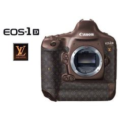 Canon Louis Vuitton EOS 1D