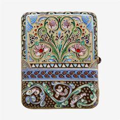 Silver, Objets de Vertu and Russian Works of Art