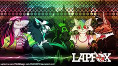 LapFox Trax | Lapfox Crew by CRACKFOX featuring art by Squeedgemonster, Wally-Burger ...