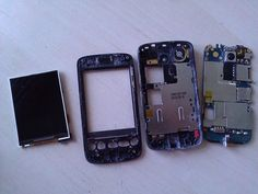 Fix: A Guide to Replacing Damaged Mobile Phone Display - Note: You are doing this at your own risk.