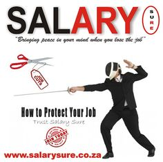 Salary Sure | Salary Insurance : Job hunting and retrenchments may be a serious problem , protect your salary