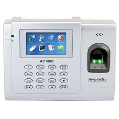 Fingertec Biometric Time and Attendance System of the Future!