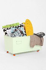 Urban Outfitters - Industrial Rolling Storage Cart