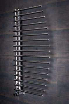 Designer Handtuchheizkörper Badheizkörper 1000x550mm Chrom: Amazon.de: Küche & Haushalt