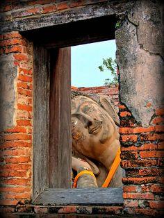 Wat Phutthaisawan, Ayutthaya - Thailand