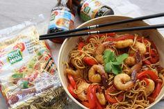 Découvrez un plat quip! fera voyager vos papilles en Asie.