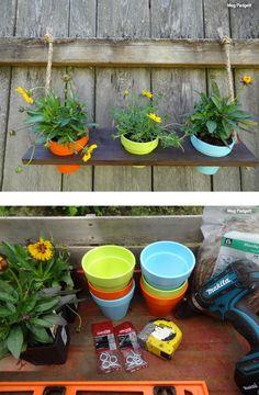 DIY: ideias para personalizares o teu terraço por pouco dinheiro
