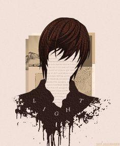 Death Note L Lawliet Mello Near Yagami Light dngif sengif senedit ...