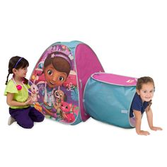 Play Hut Playhut Doc McStuffins Hide About Playhouse
