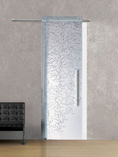 Frosted Glass Interior Doors, Sliding Glass Door, Sliding Doors, Window Design, Door Design, Interior Decorating Tips, Interior Design, Window Films, Home Curtains