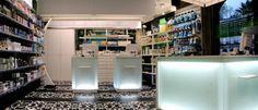 comptoir accueil pharmacie gamarra