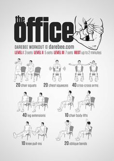 Seated, even at Office ... Do not tell your boss ... ;-)