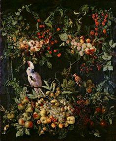 Jan van Kessel II (Dutch, 1641–1680).  I'm In Heaven
