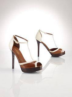 Dallas Spectator Sandal - Lauren Shoes  Shoes - RalphLauren.com