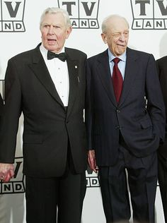 Andy Griffith and Don Knotts at TV Land Awards Old Hollywood Glamour, Golden Age Of Hollywood, Hollywood Icons, Hollywood Stars, Classic Hollywood, Tv Actors, Actors & Actresses, Z Movie, Best Actor Oscar