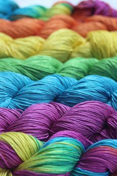 New yarns available at luxuryyarns.co.uk - Shreya Silk Contessa DK