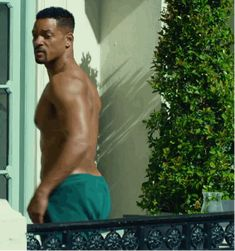 will smith naked