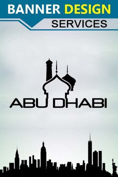 Banner Design - Abu Dhabi