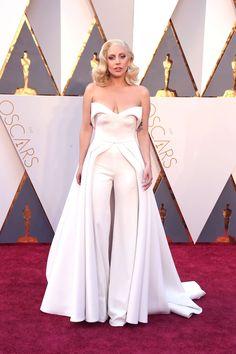 Lady Gaga - Oscars 2016