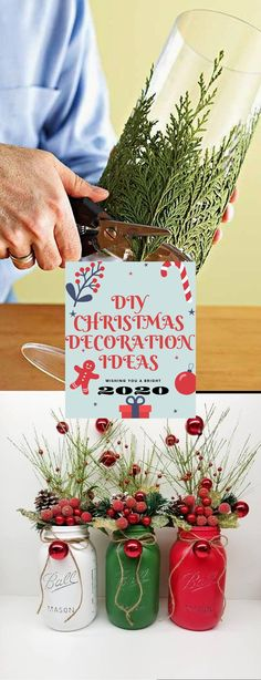 Best DIY Christmas Decoratıon 2020 #diychristmasdecor Christmas Projects, Christmas Crafts, Christmas Decorations, Gift Wrapping, Decorating, Amazing, Gifts, Gift Wrapping Paper, Decor