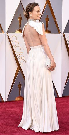 Oscars 2016: Red Carpet Arrivals Gallery : People.com