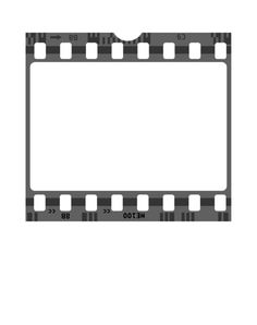 film strip # 2 | clipart | pinterest, Powerpoint templates