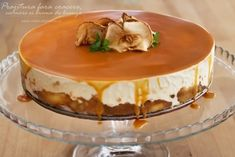 Gluten Free Desserts, Just Desserts, Romania Food, Easter Pie, Romanian Desserts, Cake Vegan, Icebox Cake, Something Sweet, Great Recipes