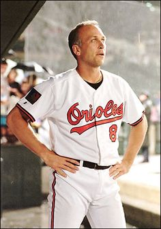 No Maroon and Gold suit of Armor, just the No.8. ~Cal Ripken Jr.