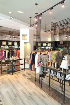 #retail #display #clothing
