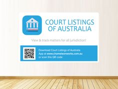 We love our new stickers, do you? #Stickers #app #courtlistingsofaustralia #chameleonworks