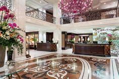 Hotel Baltschug Kempinski - #Lobby