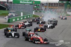 Grand Prix du Canada 2016 : Hamilton s' impose a nouveau !
