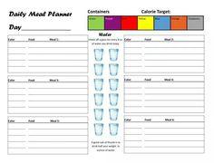 21 day fix tracking sheet 2100 calorie by allisonrainsdesigns 21 day fix pinterest recipes