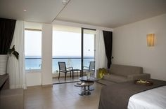 Deluxe Sea View Room Hotels And Resorts, Curtains, Luxury, Rooms, Sea, Furniture, Home Decor, Bedrooms, Blinds