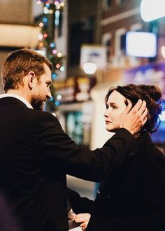 Silver Linings Playbook, 2013. Jennifer Lawrence and Bradley Cooper.