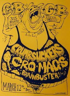 Crumbsuckers CroMags