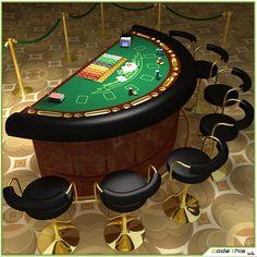 Table Casino - Blackjack on Behance