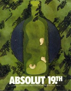 Marketing a lifestyle - iconic campaign from Absolut