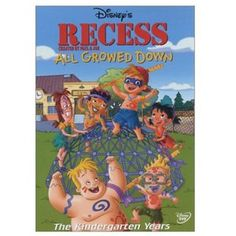 Recess: All Growed Down (Full Frame)