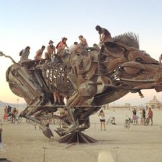 The Best Structures of Burning Man 2016 | ArchDaily
