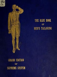 1907 Grand edition of Supreme system for producing men's garments.