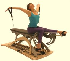 Gyrotonic...The Art of Exercising and Beyond
