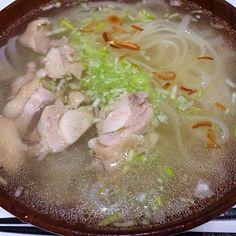 シンプルな鶏のフォーです。 - 10件のもぐもぐ - フォー・ガー by yugokitajiEyN