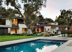 Incredible looking California dwelling filled with natural light