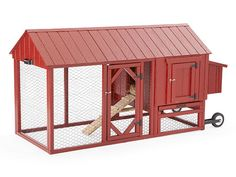 Roosts That Rule: Stylish Backyard Chicken Coops