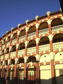 Plaza de Toros de la Misericordia, Zaragoza, Spain: Went to my very first bullfight. Somewhat boring until we had the opportunity to watch a matador get gored. My friends and I were whoopin' up then. However, the people were not too happy with us.