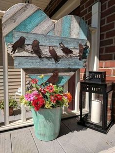 Upcycle Plastic Flower Pots Into High-End Decor. There's no better feeling of accomplishment when you can upcycle something you might have thrown out.