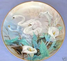 The Swans On Wings of Snow by Lena Liu